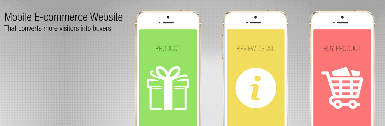 Steps for making Mobile E-Commerce Website a Success